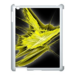 Big Bang Apple Ipad 3/4 Case (white) by ValentinaDesign
