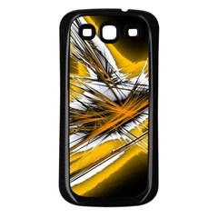 Big Bang Samsung Galaxy S3 Back Case (black) by ValentinaDesign