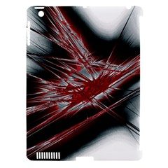 Big Bang Apple Ipad 3/4 Hardshell Case (compatible With Smart Cover) by ValentinaDesign