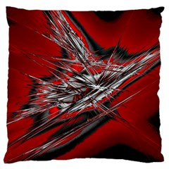 Big Bang Large Cushion Case (one Side) by ValentinaDesign