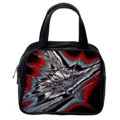 Big Bang Classic Handbags (one Side) by ValentinaDesign