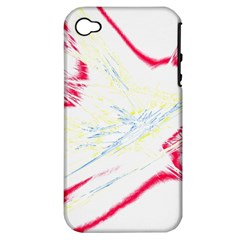 Big Bang Apple Iphone 4/4s Hardshell Case (pc+silicone) by ValentinaDesign