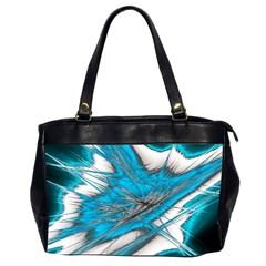 Big Bang Office Handbags (2 Sides)  by ValentinaDesign