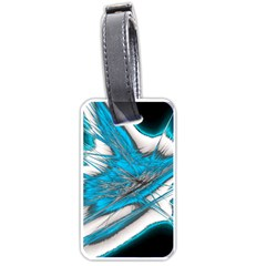 Big Bang Luggage Tags (one Side)  by ValentinaDesign