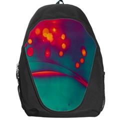 Lights Backpack Bag by ValentinaDesign