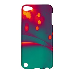 Lights Apple Ipod Touch 5 Hardshell Case by ValentinaDesign