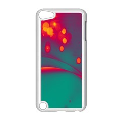 Lights Apple Ipod Touch 5 Case (white) by ValentinaDesign