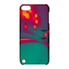 Lights Apple Ipod Touch 5 Hardshell Case With Stand by ValentinaDesign