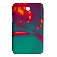 Lights Samsung Galaxy Tab 3 (7 ) P3200 Hardshell Case  by ValentinaDesign
