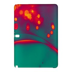 Lights Samsung Galaxy Tab Pro 12 2 Hardshell Case by ValentinaDesign