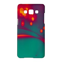 Lights Samsung Galaxy A5 Hardshell Case  by ValentinaDesign