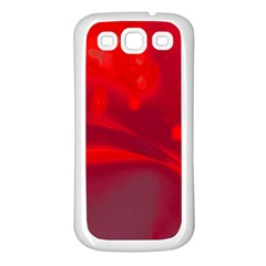 Lights Samsung Galaxy S3 Back Case (white) by ValentinaDesign