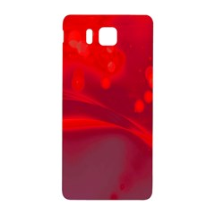 Lights Samsung Galaxy Alpha Hardshell Back Case by ValentinaDesign