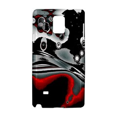 Lights Samsung Galaxy Note 4 Hardshell Case by ValentinaDesign