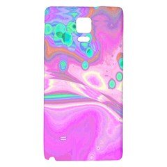 Lights Galaxy Note 4 Back Case by ValentinaDesign