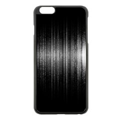 Lights Apple Iphone 6 Plus/6s Plus Black Enamel Case by ValentinaDesign