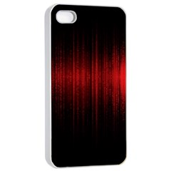 Lights Apple Iphone 4/4s Seamless Case (white) by ValentinaDesign