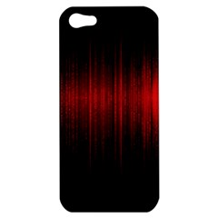Lights Apple Iphone 5 Hardshell Case by ValentinaDesign