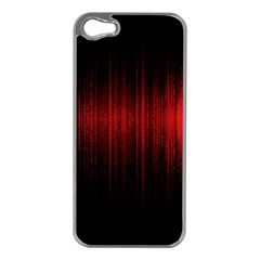 Lights Apple Iphone 5 Case (silver) by ValentinaDesign