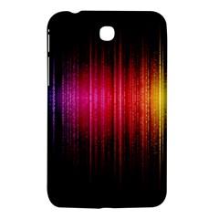 Lights Samsung Galaxy Tab 3 (7 ) P3200 Hardshell Case  by ValentinaDesign