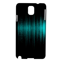 Lights Samsung Galaxy Note 3 N9005 Hardshell Case by ValentinaDesign