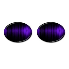 Lights Cufflinks (oval) by ValentinaDesign