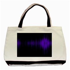 Lights Basic Tote Bag (two Sides) by ValentinaDesign