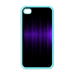Lights Apple Iphone 4 Case (color) by ValentinaDesign