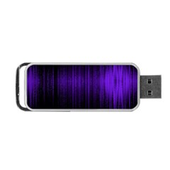 Lights Portable Usb Flash (two Sides) by ValentinaDesign
