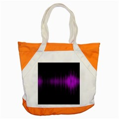 Light Accent Tote Bag by ValentinaDesign