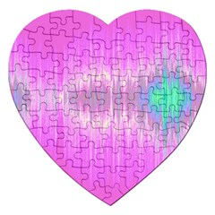 Light Jigsaw Puzzle (heart) by ValentinaDesign