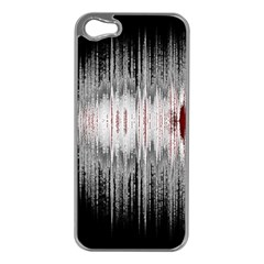Light Apple Iphone 5 Case (silver) by ValentinaDesign