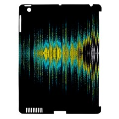 Light Apple Ipad 3/4 Hardshell Case (compatible With Smart Cover) by ValentinaDesign