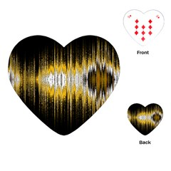 Light Playing Cards (heart)  by ValentinaDesign
