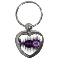 Light Key Chains (heart)  by ValentinaDesign