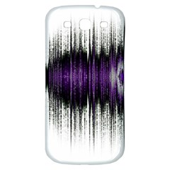 Light Samsung Galaxy S3 S Iii Classic Hardshell Back Case by ValentinaDesign
