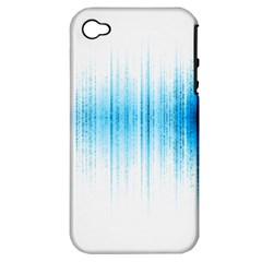 Light Apple Iphone 4/4s Hardshell Case (pc+silicone) by ValentinaDesign