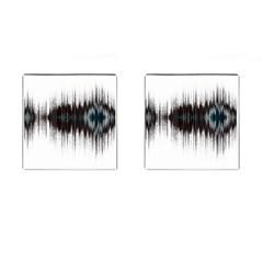 Light Cufflinks (square) by ValentinaDesign