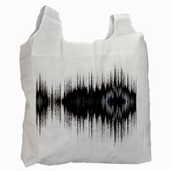 Light Recycle Bag (one Side) by ValentinaDesign