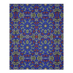 Colorful Ethnic Design Shower Curtain 60  X 72  (medium)  by dflcprints