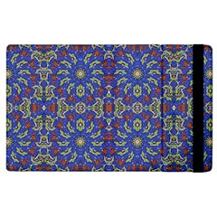 Colorful Ethnic Design Apple Ipad 2 Flip Case by dflcprints