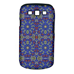 Colorful Ethnic Design Samsung Galaxy S Iii Classic Hardshell Case (pc+silicone) by dflcprints