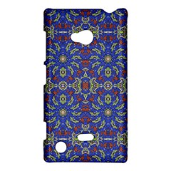Colorful Ethnic Design Nokia Lumia 720 by dflcprints