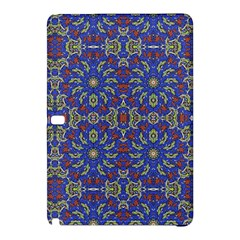 Colorful Ethnic Design Samsung Galaxy Tab Pro 10 1 Hardshell Case by dflcprints
