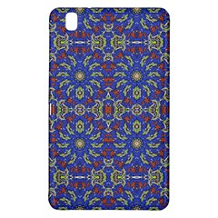 Colorful Ethnic Design Samsung Galaxy Tab Pro 8 4 Hardshell Case by dflcprints