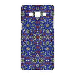 Colorful Ethnic Design Samsung Galaxy A5 Hardshell Case  by dflcprints