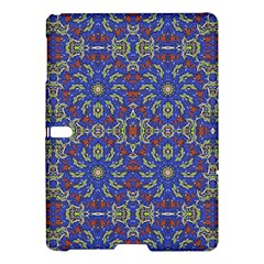 Colorful Ethnic Design Samsung Galaxy Tab S (10 5 ) Hardshell Case  by dflcprints