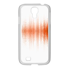Light Samsung Galaxy S4 I9500/ I9505 Case (white) by ValentinaDesign