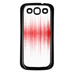 Light Samsung Galaxy S3 Back Case (black) by ValentinaDesign