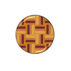 Geometric Pattern Hat Clip Ball Marker (10 Pack) by linceazul